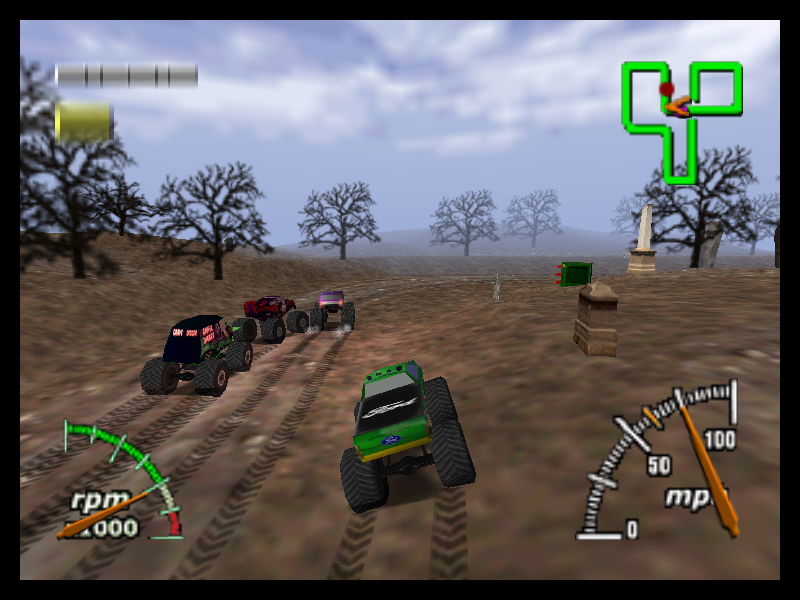 Monster Truck Madness 64 Download Game | GameFabrique