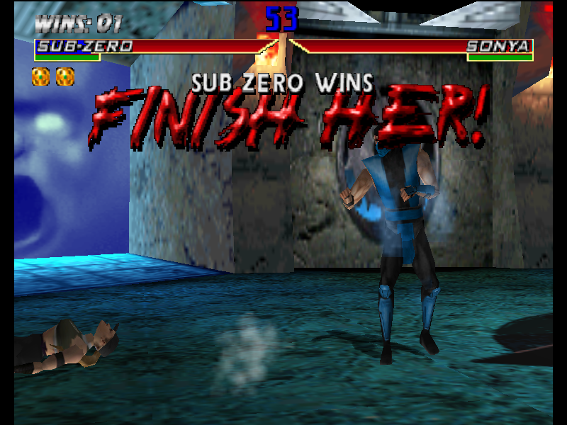 Mortal Kombat 4 Download Game | GameFabrique