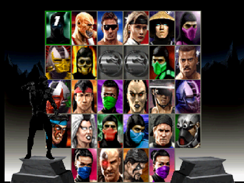 Mortal Kombat Trilogy Download Game | GameFabrique