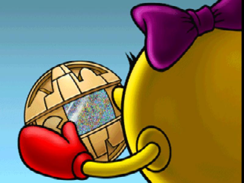 View all 11 Ms. Pac-Man Maze Madness screenshots