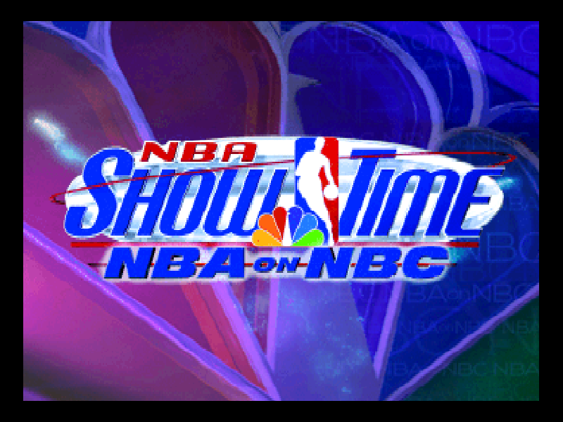 NBA Showtime: NBA on NBC Screenshots