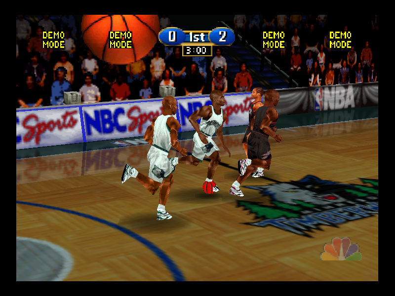 nba showtime n64