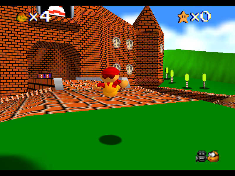 Super mario 64 (usa) n64 / nintendo 64 rom download | romulation.