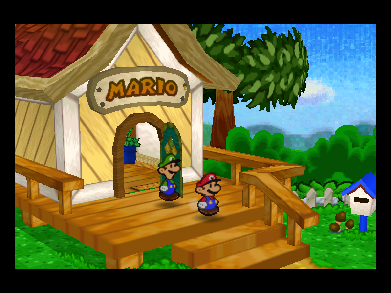 Paper Mario Download Game | GameFabrique