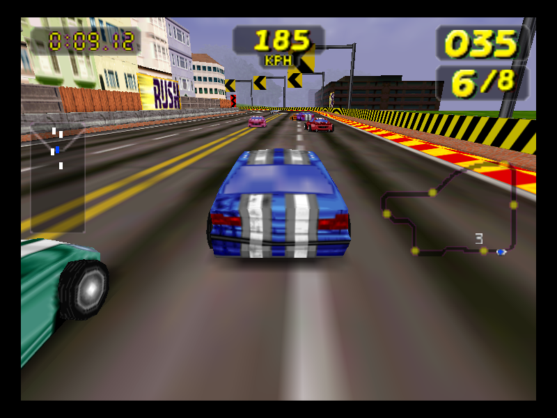 San Francisco Rush Download Game Gamefabrique