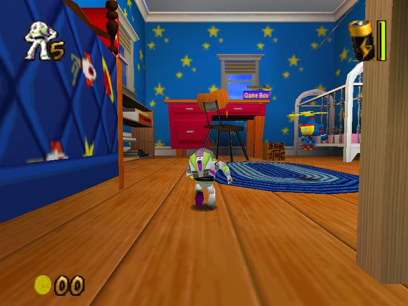 Disney•Pixar Toy Story 2: Buzz Lightyear to the Rescue!