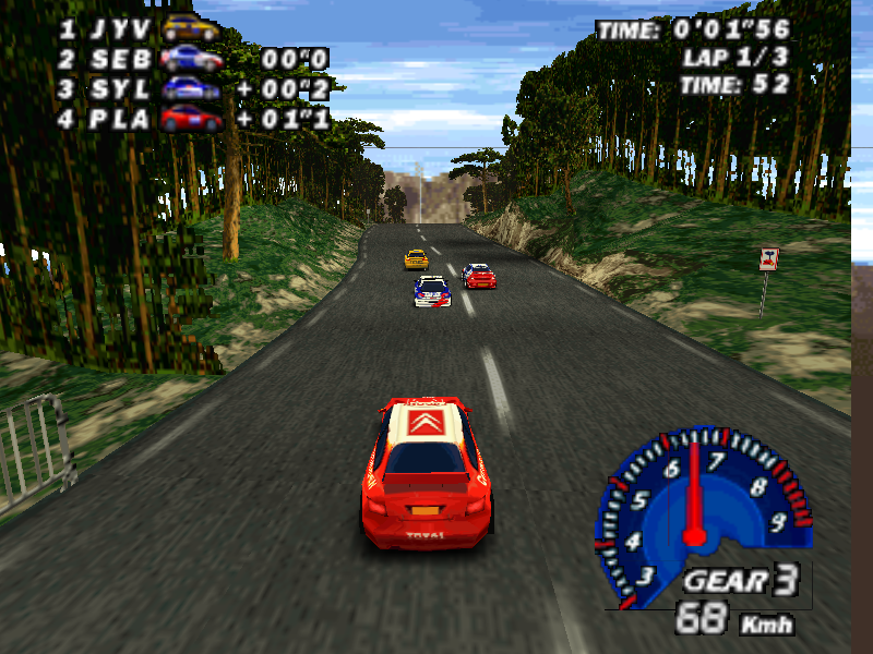 San Francisco Toyota >> V-Rally Edition '99 Download Game | GameFabrique