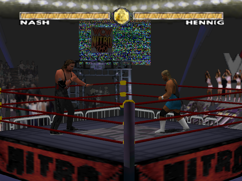 Wcw Nitro Download Game Gamefabrique