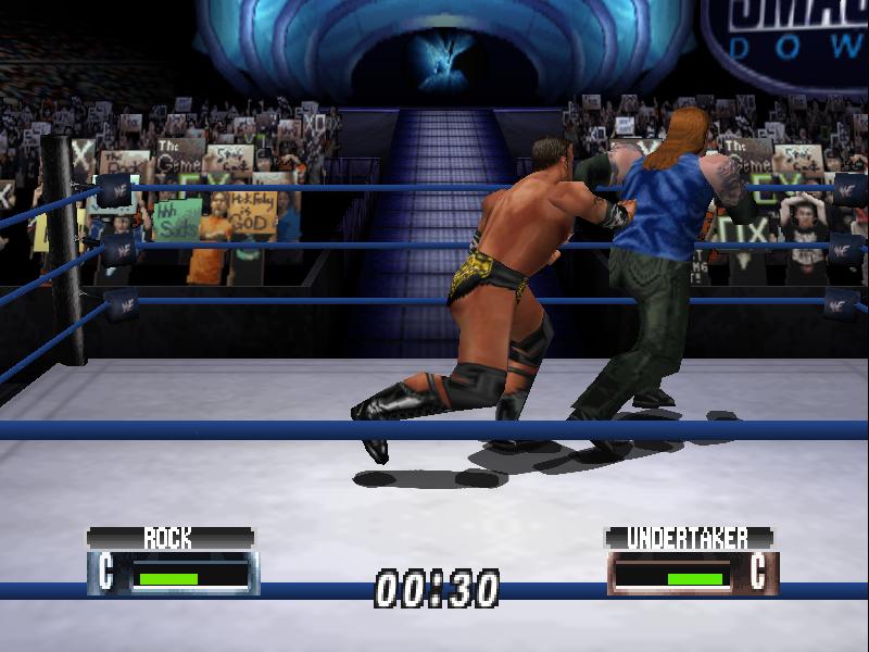 WWF No Mercy Download Game | GameFabrique
