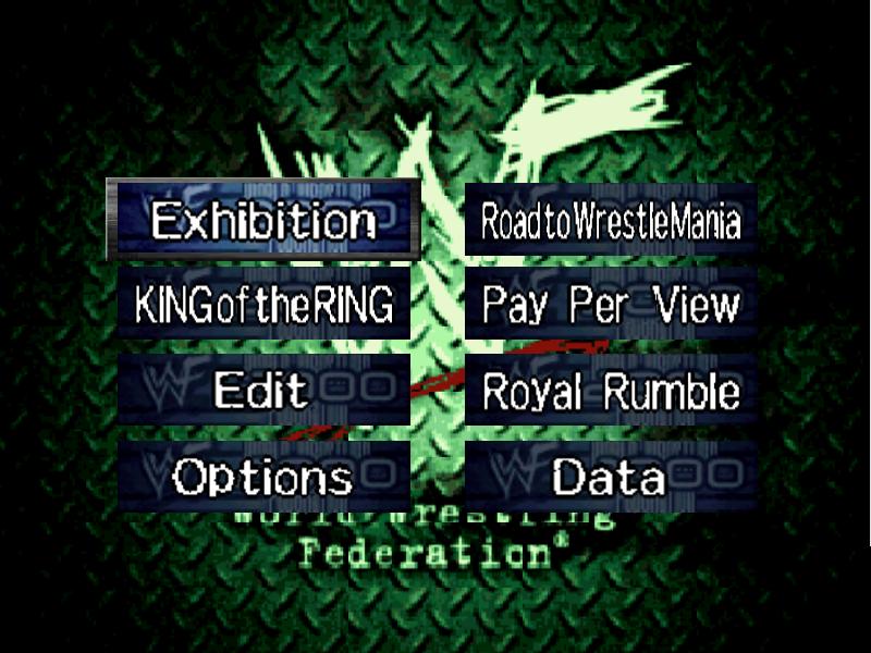 wwf wrestlemania 2000 n64