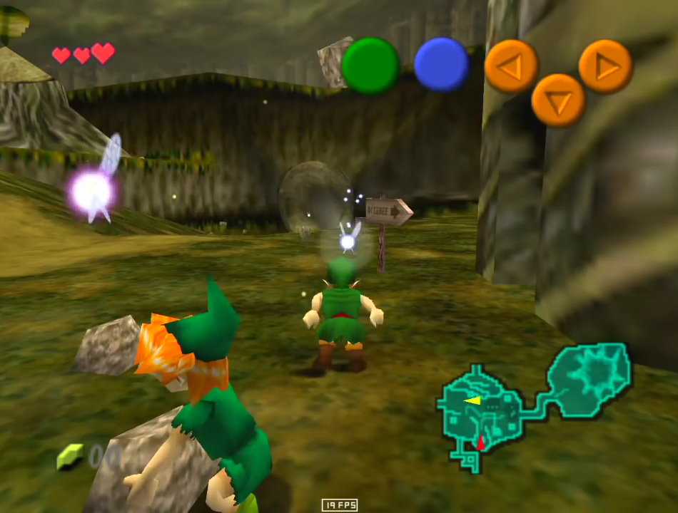 The Legend of Zelda: Ocarina of Time Download Game