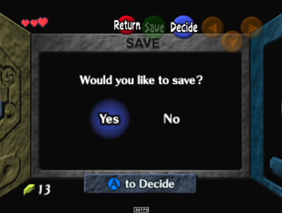 The Legend of Zelda: Ocarina of Time Download Game