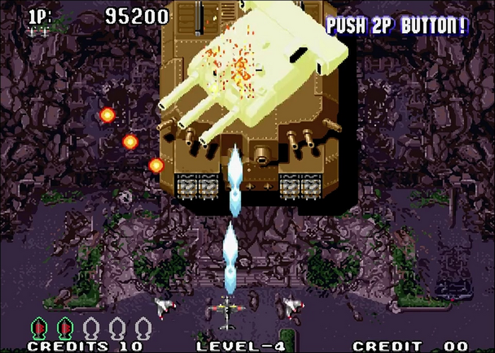 Aero Fighters 3 Download Game - GameFabrique