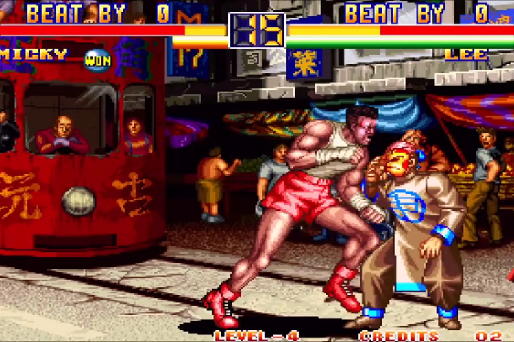 Art Of Fighting 2 Download Game Gamefabrique