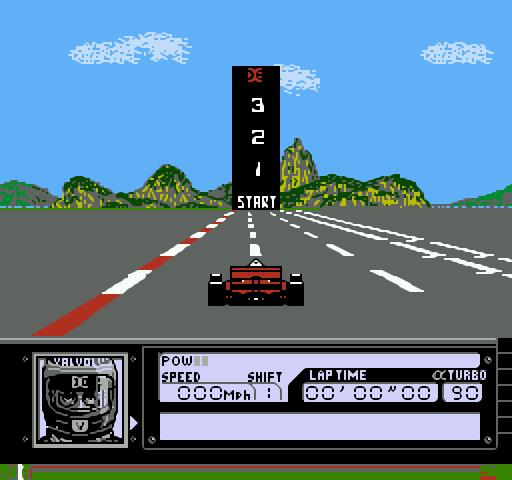 Mario Car Racing Tournament Game