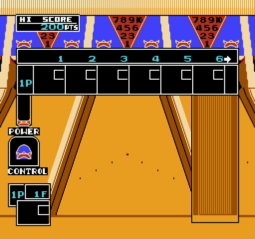 Championship Bowling Screenshot