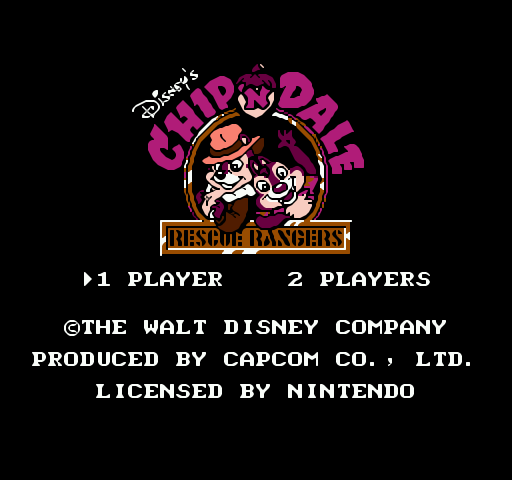 Chip 'N Dale: Rescue Rangers Download Game | GameFabrique