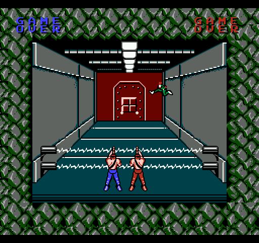 Contra for NES Download Game | GameFabrique