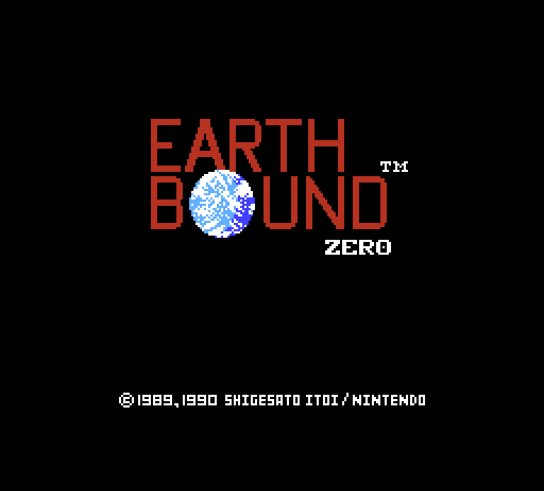 EarthBound Download Game | GameFabrique