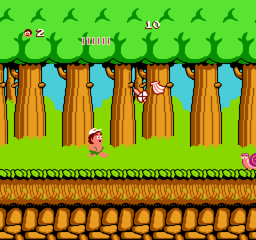 Mario, contra, load runner, road fighter, adventure island | top.
