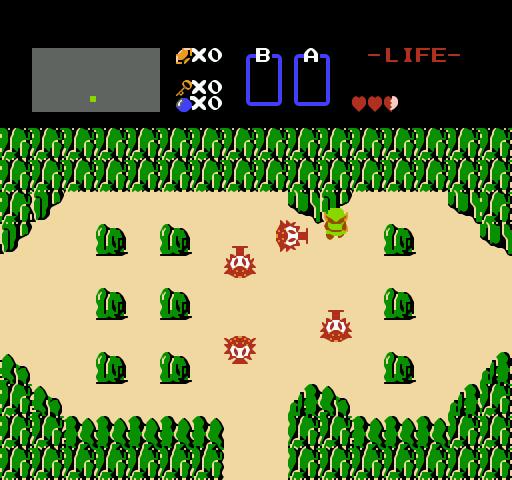 The Legend Of Zelda Screenshots Gamefabrique