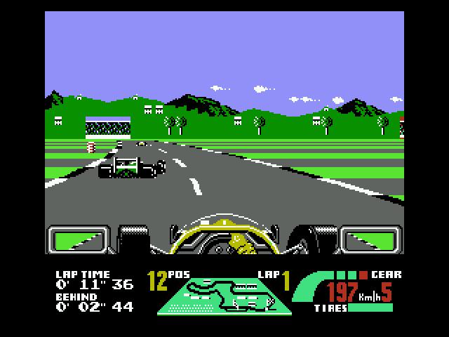 Nigel Mansell S World Championship Download Game