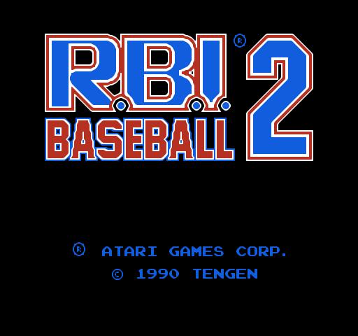 RBI Baseball 2 Screenshots