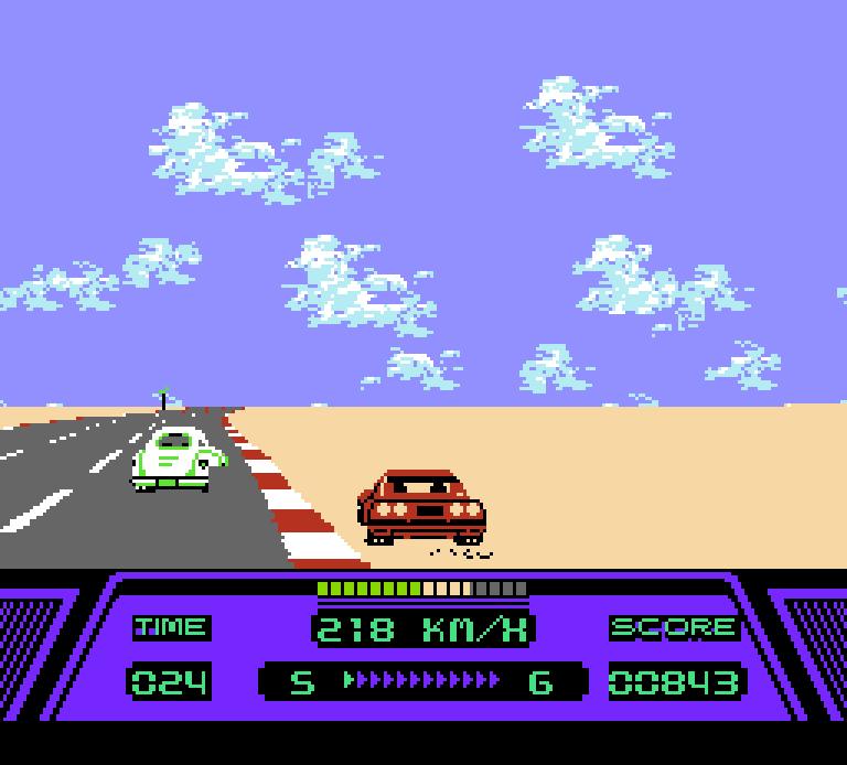 Rad Racer Download Gamefabrique