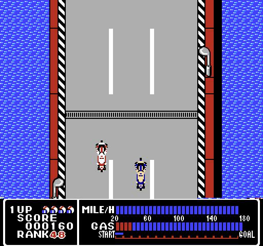 Rally Bike game