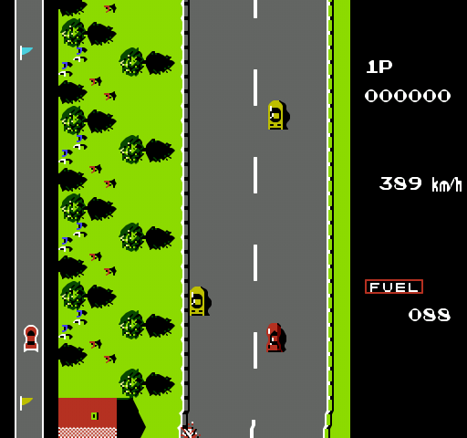 Road Fighter Download Game