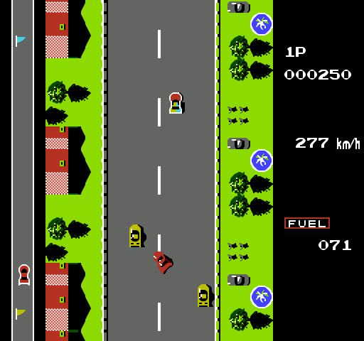 J And M Auto >> Road Fighter Download Game | GameFabrique