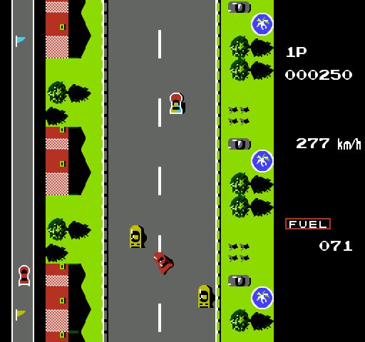Road Fighter Download Game Gamefabrique