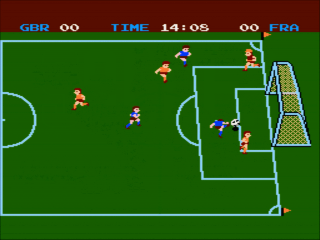 Soccer Nintendo Download Game | GameFabrique