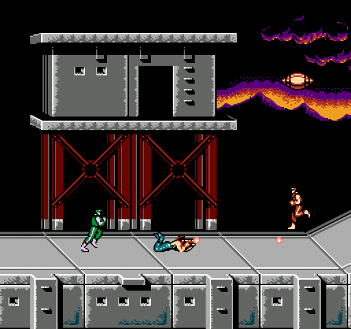 old contra game free download