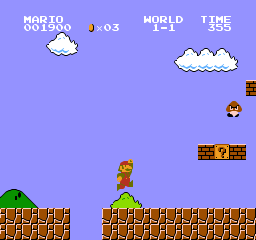 play super mario bros original