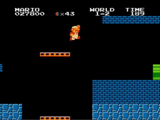 Super Mario Bros Screenshots Gamefabrique