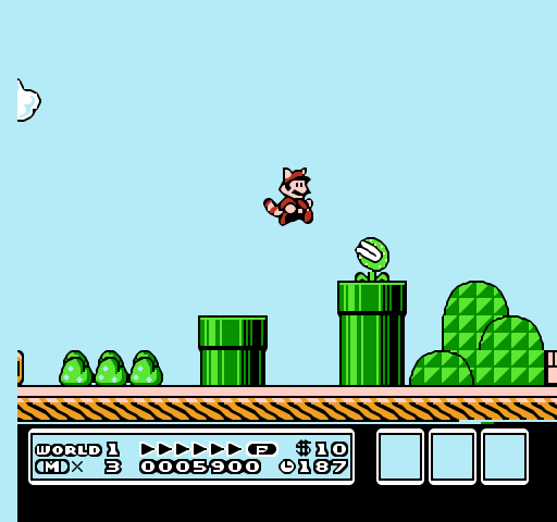 Image result for super mario 3 flying