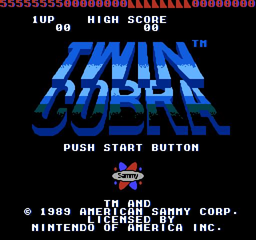 Twin Cobra Screenshots