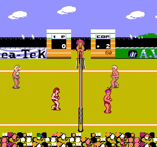 Venice Beach Volleyball Screenshots