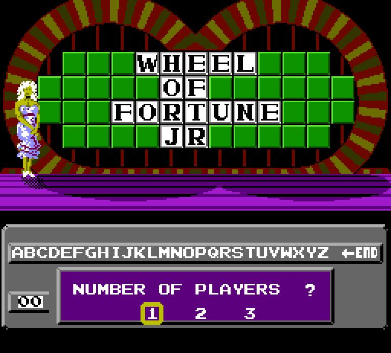 Wheel Of Fortune Junior Edition Download Game Gamefabrique