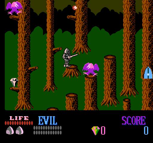 Warriors The Broken Code 3: What Is Your Favorite NES Game?