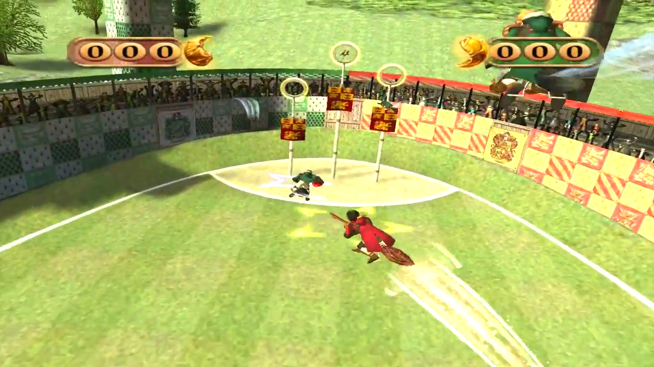 Harry Potter: Quidditch World Cup Download | GameFabrique