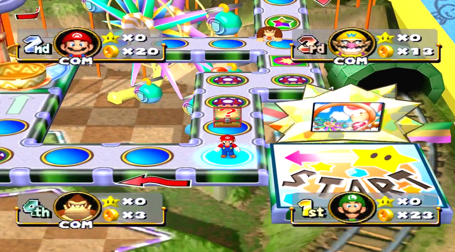 Mario Party 4 Download Game | GameFabrique