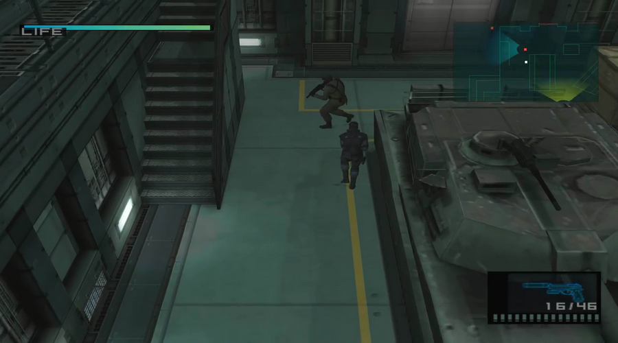 Metal Gear Solid Twin Snakes Download Game Gamefabrique