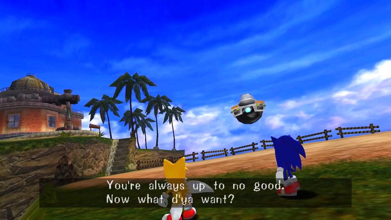 Sonic Adventure DX Download Game | GameFabrique
