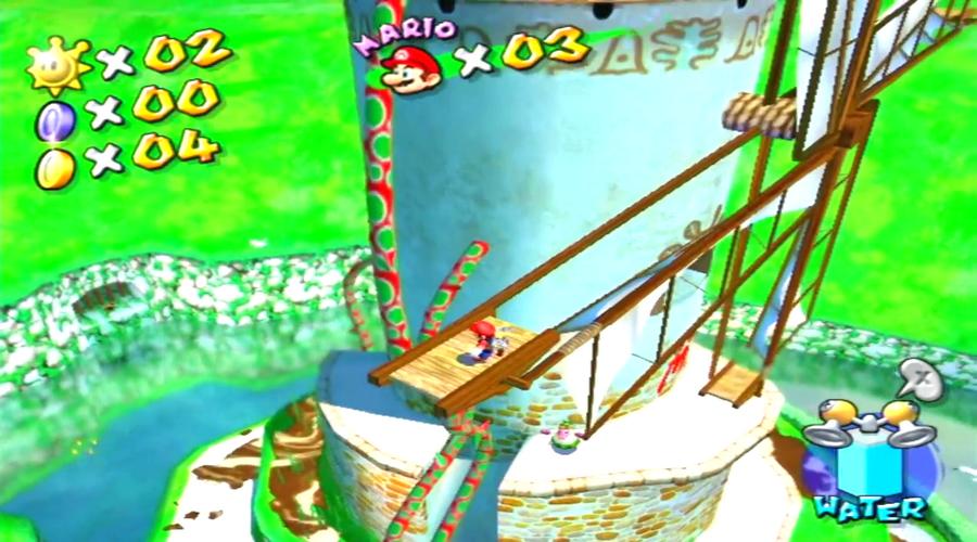 Super Mario Sunshine Download Game | GameFabrique