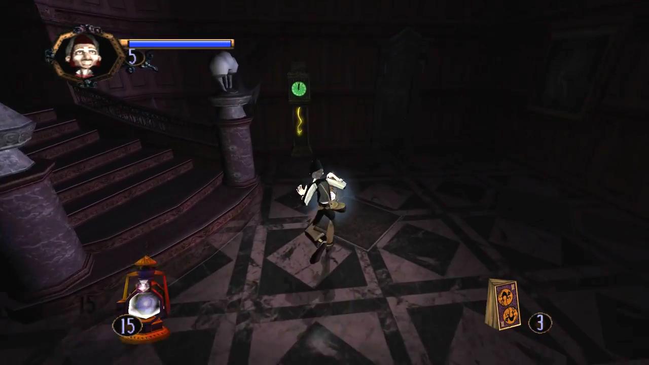 gamecube haunted mansion