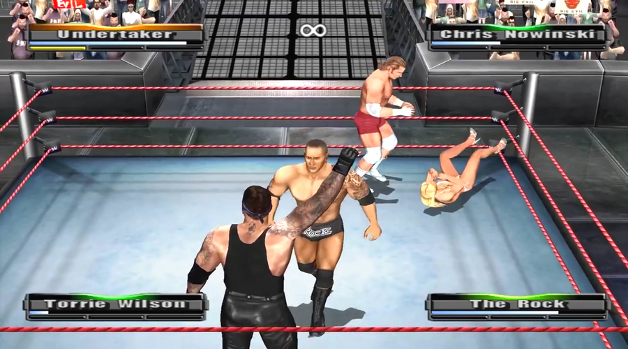 Wwe Wrestle Mania Xix Download Game Gamefabrique