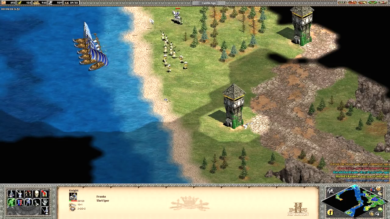 Age of Empires II: The Conquerors Download Game | GameFabrique