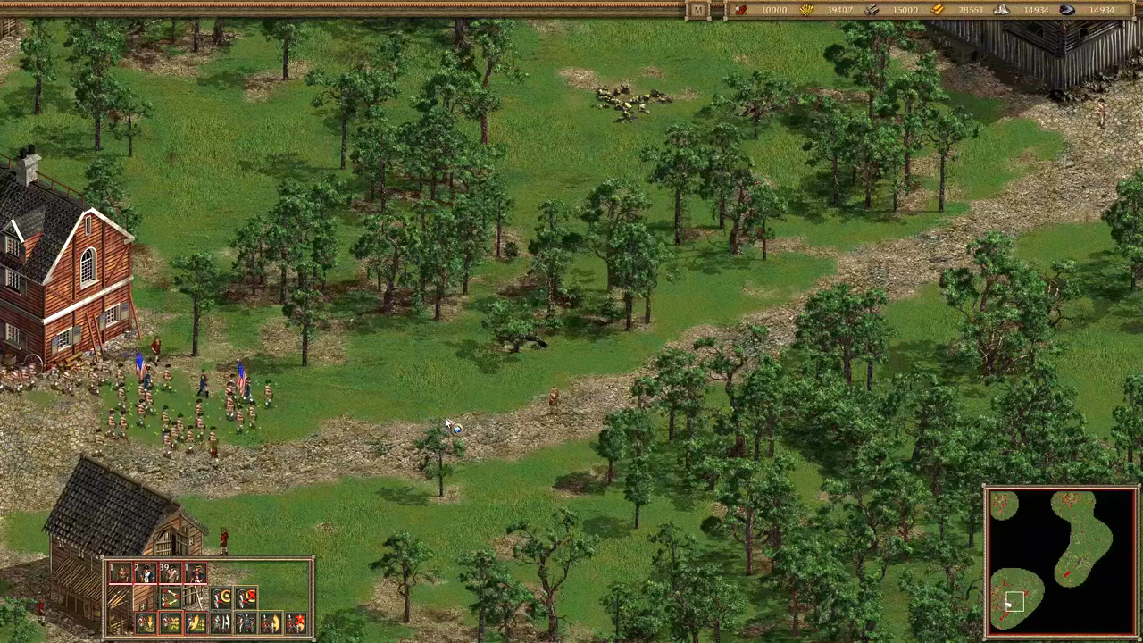 American Conquest Fight Back (free version) download for PC